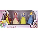 Beverly Hills Teddy Bear Company Princess Toy Figure, 4-Pack
