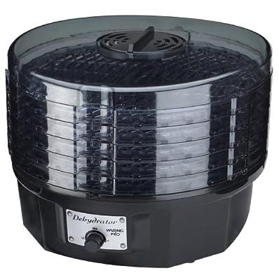 Waring DHR20 525-Watt 5-Tray Food Dehydrator from Waring