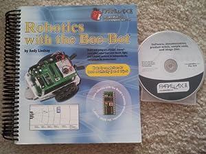 Parallax Boe-Bot Robot Kit (Serial Version)