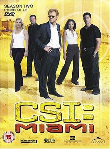 CSI: Crime Scene Investigation - Miami - Season 2.2 [Import anglais]