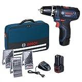 Bosch GSR 10,8-2-LI Professional, Trapano avvitatore a...