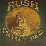 Rush - Caress Of Steel - Mercury - 6338 600