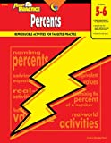 img - for Power Practice Percents (Math Power Practice) book / textbook / text book