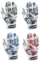 DeMarini Digi Camo WTD6104 Adult Baseball Batting Gloves
