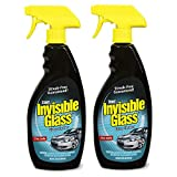 Invisible Glass 92164-2PK Premium Glass Cleaner 22-Ounce Bottle-Case of 2, 44. Fluid, 2 Pack