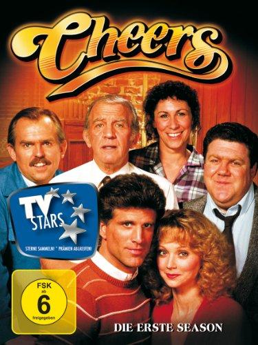 Cheers - Die komplette erste Season [4 DVDs]