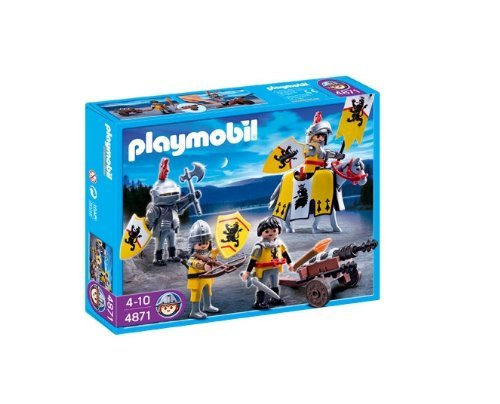 Playmobil Lion Knight'S Troop front-496295