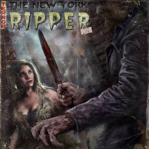 Francesco De Masi – The New York Ripper (Original Motion Picture Soundtrack) – VINYL – FLAC – 2013 – CRUELTY
