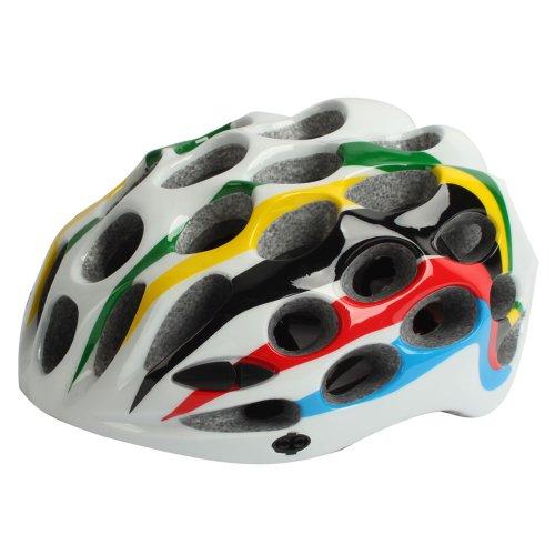 41 Holes Bicycle Helmet Colorful
