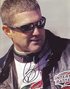 Bobby Labonte in-person autographed photo by Sign Here Autographs