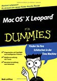 Mac OS X Leopard für Dummies (German Edition)