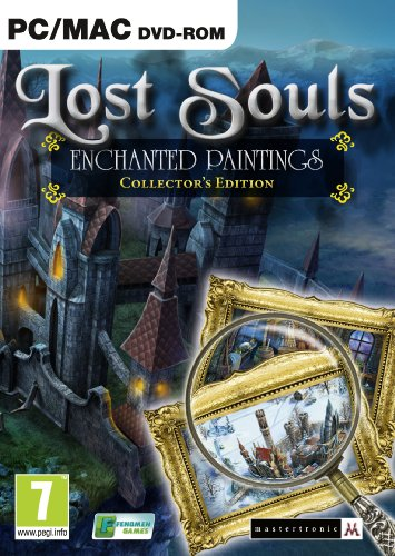 Lost Souls: Enchanted Paintings  (PC)