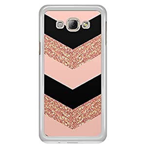 a AND b Designer Printed Mobile Back Cover / Back Case For Samsung Galaxy A8 (SG_A8_3140)