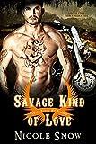 Savage Kind of Love: Prairie Devils MC Romance (Outlaw Love) (English Edition)