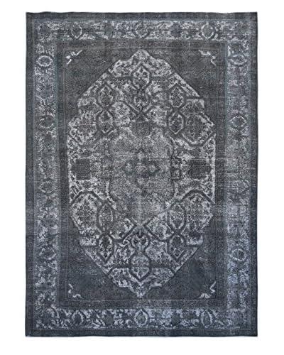 Kalaty One-of-a-Kind Pak Vintage Rug, Grey, 9' 7 x 12' 9