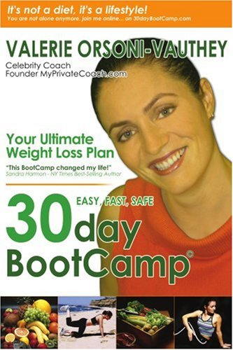 30-day BootCamp: Your Ultimate Weight Loss Plan