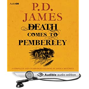 Death Comes to Pemberley (Unabridged)