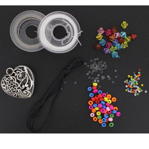Kit básico para elaborar pequeñas piezas de joyería