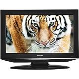 Sharp AQUOS LC32DV28UT 32-Inch LCD TV/ DVD Combo Unit, Black