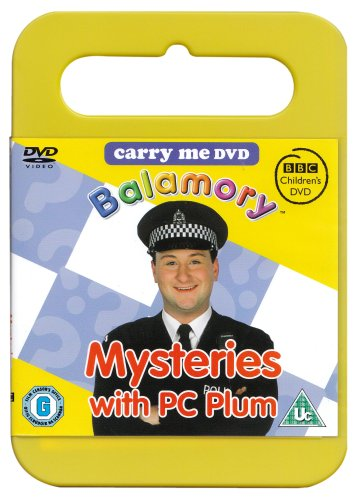 CARRY ME - BALAMORY - MYSTERIES WITH PC PLUM (IMPORT) (DVD)