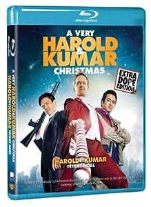 A Very Harold & Kumar Christmas [Blu-ray] (Bilingual)