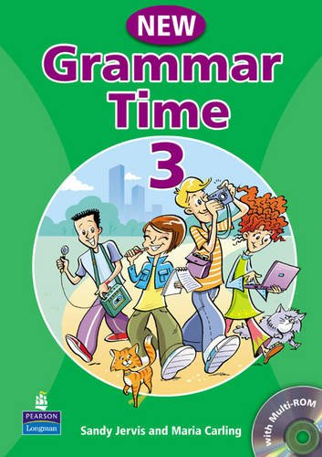 Grammar Time: Student's Book for Pack Level 3