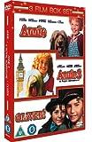 Annie/Annie 2/Oliver [DVD]