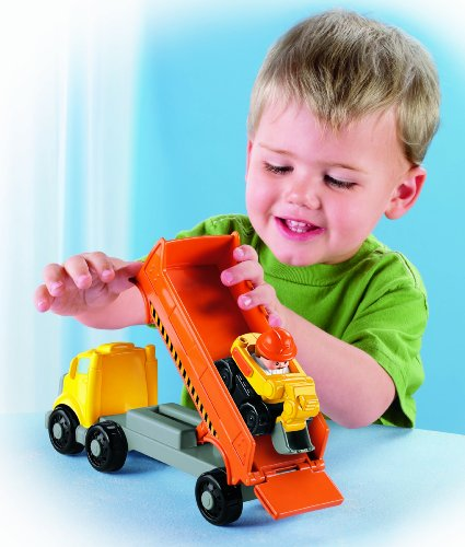 Fisher-Price Little People Wheelies Construction
