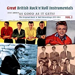 Vol. 2-Great British Instrumentals-As Good As It G