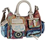 Desigual BOLS_MINI PATCH 31X5154, Bor...