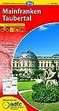 ADFC-Radtourenkarte 21 Mainfranken Taubertal 1:150.000, reiß- und wetterfest, GPS-Tracks Download und Online-Begleitheft (ADFC-Radtourenkarte 1:150000)