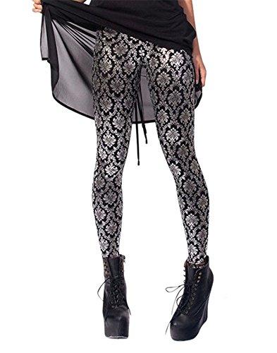 Women'S Fashion Digital Print Decorative Pattern Sexy Leggings
