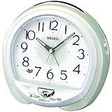 SEIKO CLOCK (セイコークロック) 目覚し時計 アラーム音切替機能 QM743M