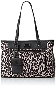 Nine West 9 On The Go Tote Medium Shoulder Handbag