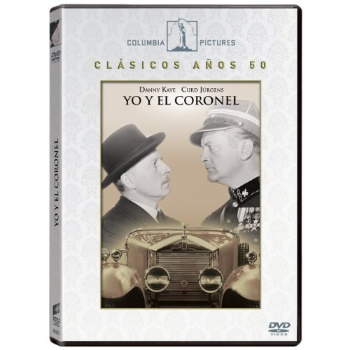 Yo Y El Coronel [DVD]