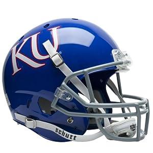 NCAA Kansas Jayhawks Replica XP Helmet by Schutt