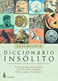 img - for Diccionario insolito (Spanish Edition) book / textbook / text book