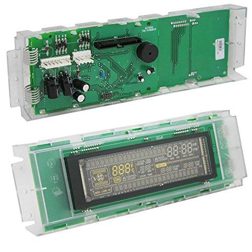 Whirlpool Range Control Board front-632708