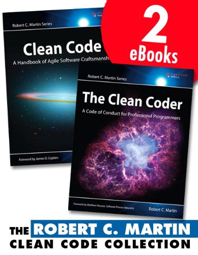 Google book free ebooks download The Robert C. Martin Clean Code Collection DJVU ePub PDF by Robert C. Martin  (English Edition)