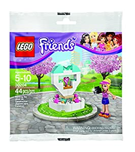 LEGO Friends: Wish Fountain Set 30204 (Bagged)