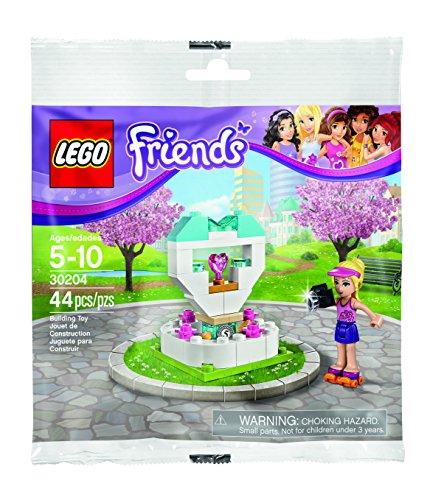 LEGO Friends der Wunschbrunnen mit Stephanie