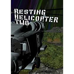 Resting Helicopter TWO