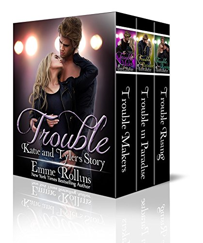 Trouble Boxed Set (New Adult Rock Star Romance): Katie and Tyler's Story (Trouble Boxed Sets Book 2)