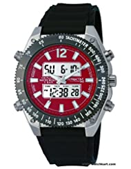 Q&Q ANALOG-DIGITAL Men's Watch - DE00J312Y