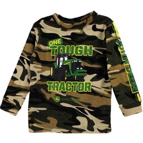 John Deere Infant Green T-Shirt Fil125Cz (24M)