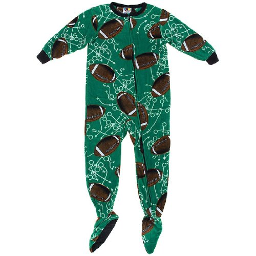 Kids Pajamas With Feet front-842040