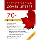 Best Canadian Cover Lettersby Sharon Graham
