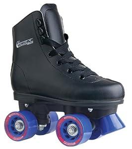 Chicago Boys Rink Skate (Size 2), Black