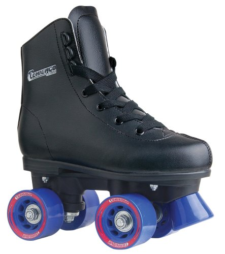 Chicago Boys Rink Skate (Size 3), Black