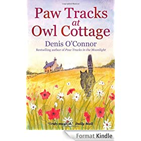 Paw Tracks at Owl Cottage
